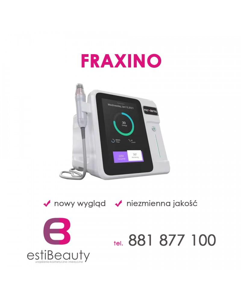 FRAXINO radiofrekwencja mikroigłowa